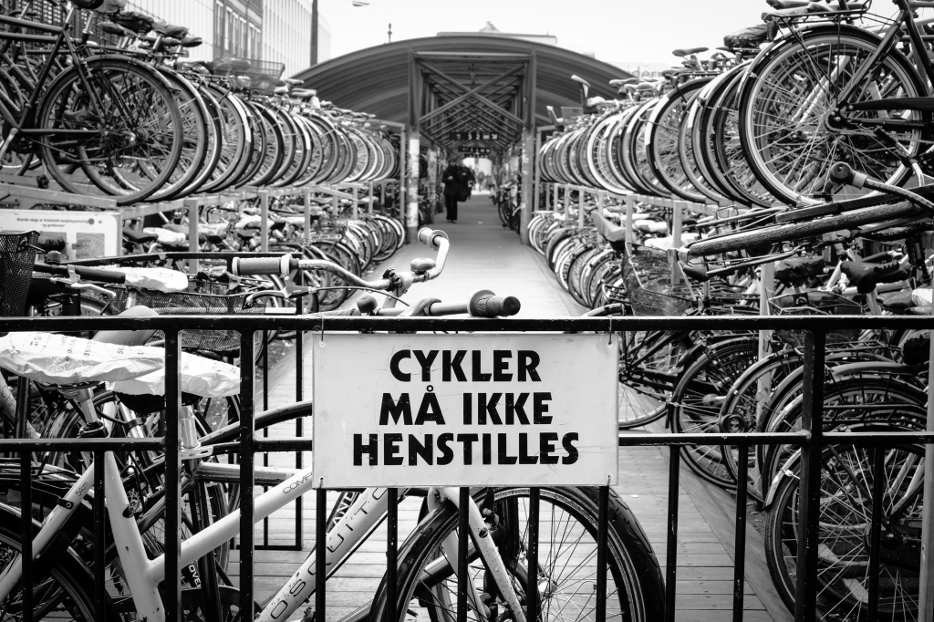 No Bicycle Parking