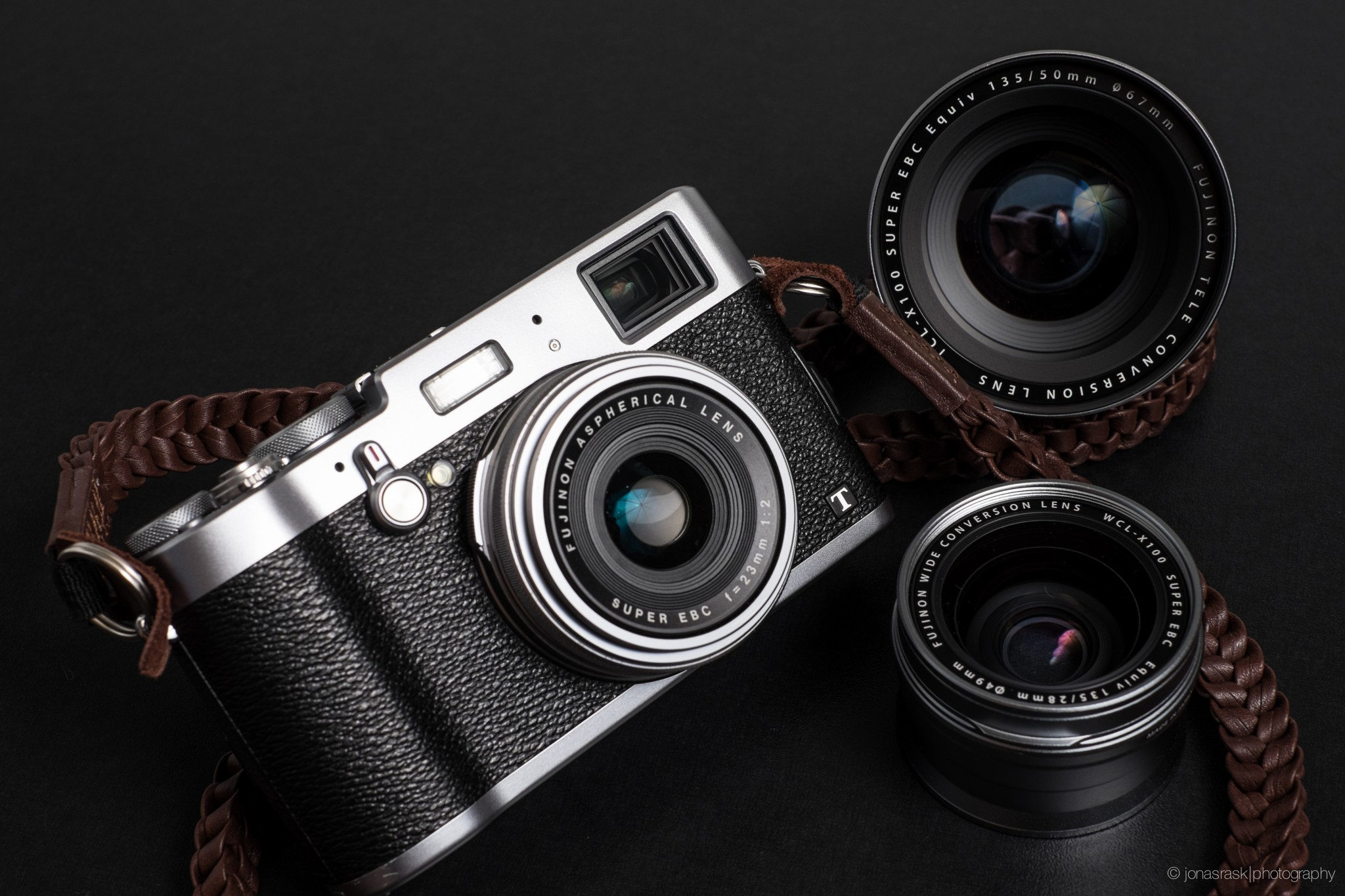 Mr. T. – an X100T review