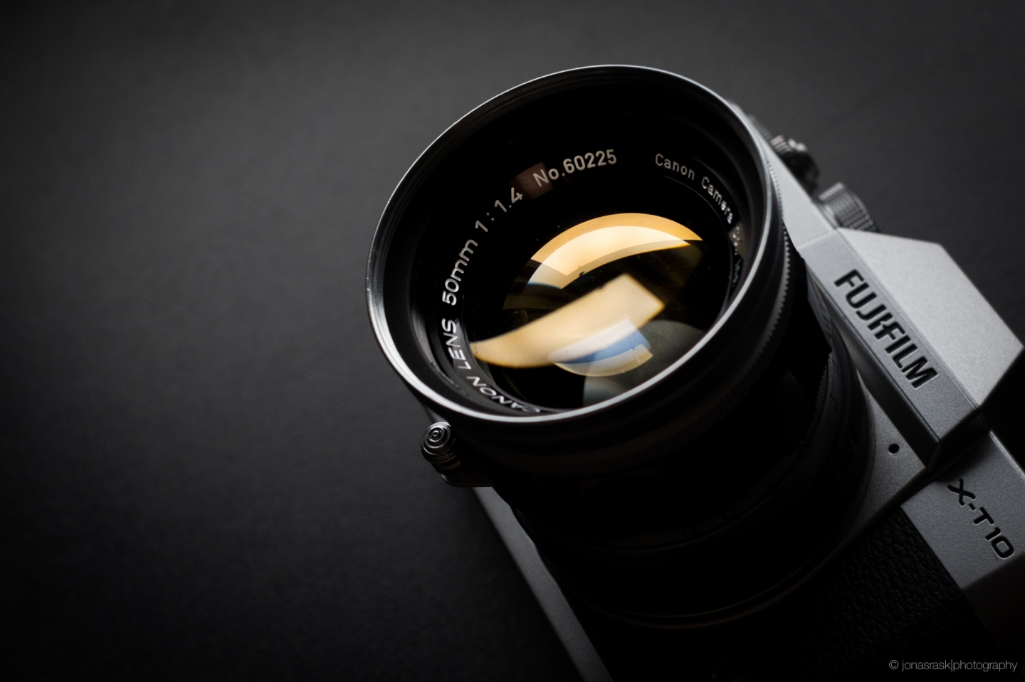 The Canon 50mm f/1.4 LTMreview